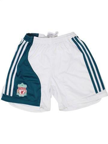 Pantalon corto deportivos niño ADIDAS verde 12 años verano #1344396_1