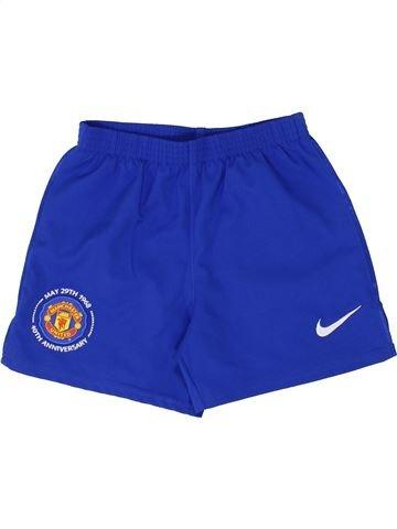 Pantalon corto deportivos niño NIKE azul 5 años verano #1344496_1