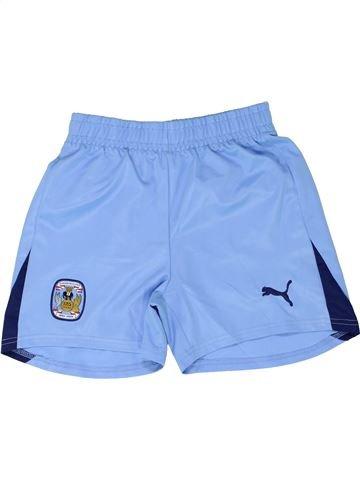 Short de sport garçon PUMA bleu 12 ans été #1344522_1