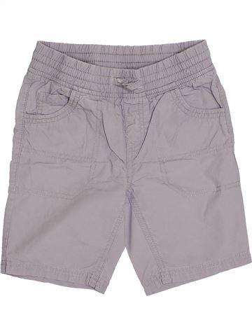 Short-Bermudas niño GEMO violeta 8 años verano #1344593_1