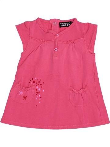 Vestido niña TOUT COMPTE FAIT rosa 6 meses verano #1344864_1