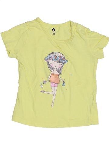 Camiseta de manga corta niña GENERATION Z verde 18 meses verano #1345119_1