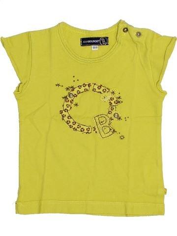 Camiseta de manga corta niña JEAN BOURGET verde 18 meses verano #1345714_1