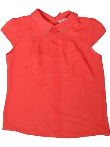 Blusa de manga corta niña KYLIE naranja 12 años verano #1345966_1