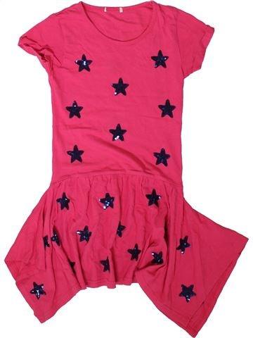 Vestido niña DEBENHAMS rosa 8 años verano #1346085_1