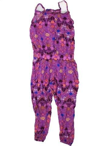 Combinación larga niña MARKS & SPENCER violeta 5 años verano #1346285_1