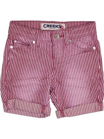 Short-Bermudas niño CREEKS rosa 3 años verano #1346958_1