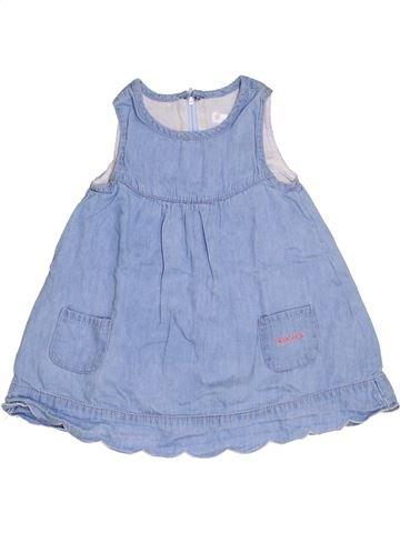 Vestido niña BRIOCHE azul 12 meses verano #1347072_1