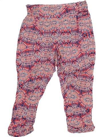 Pantalón niña CONFETTI rosa 4 años verano #1347412_1
