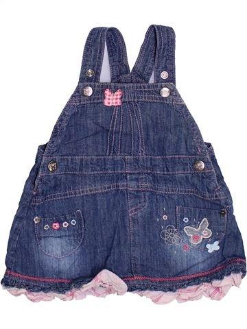 Vestido niña LES BEBES SONT COMME ÇA azul 6 meses verano #1347414_1