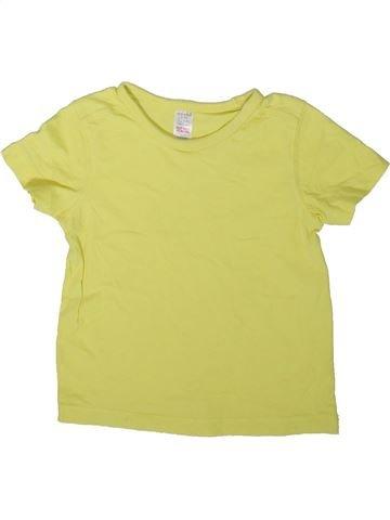 Camiseta de manga corta niño MINI CLUB amarillo 3 años verano #1347815_1