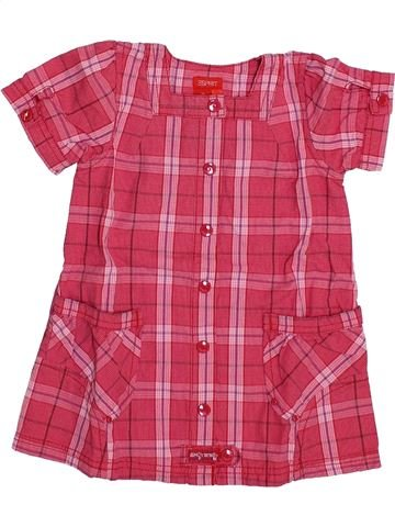 Vestido niña ESPRIT rosa 9 meses verano #1348326_1