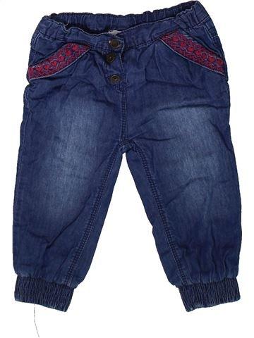 Tejano-Vaquero niña CHICCO azul 12 meses verano #1348617_1