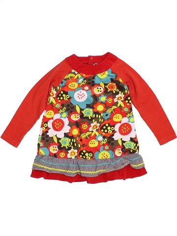 Robe fille TUC TUC rouge 2 ans hiver #1348644_1