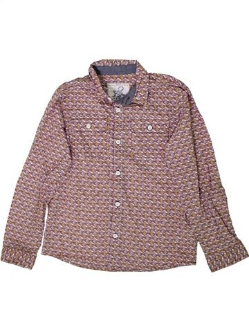Camisa de manga larga niño MONSOON violeta 10 años invierno #1349047_1