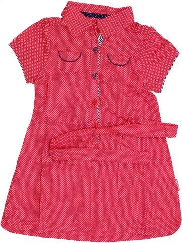 Vestido niña TERRE DE MARINS rosa 3 años verano #1349223_1