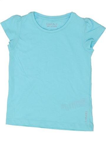 Camiseta de manga corta niña ESPRIT azul 3 años verano #1349377_1