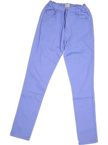 Pantalon fille LA REDOUTE CRÉATION bleu 12 ans hiver #1349531_1