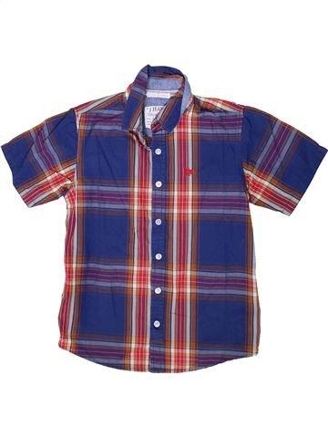 Camisa de manga corta niño JASPER CONRAN azul 10 años verano #1349770_1
