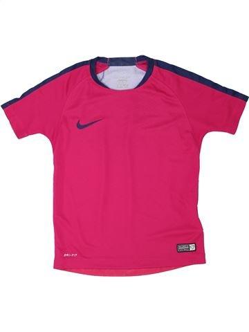 Camiseta deportivas niña NIKE rosa 8 años verano #1349998_1