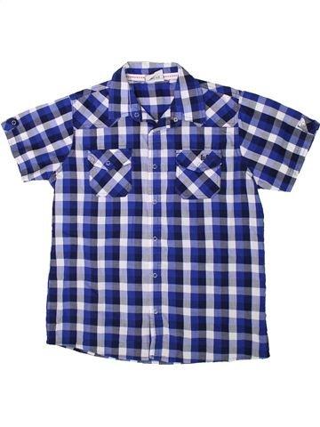 Chemise manches courtes garçon LEE COOPER bleu 13 ans été #1350096_1