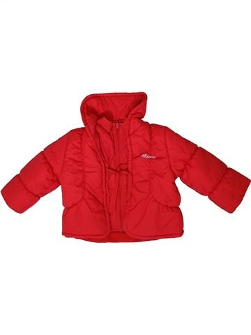 Doudoune fille CHICCO rouge 12 mois hiver #1350287_1
