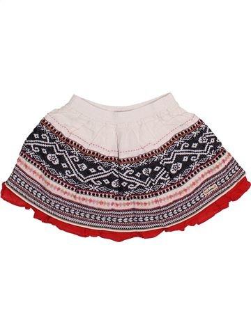 Falda niña CATIMINI blanco 3 años verano #1350402_1