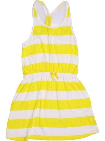 Robe fille LH BY LA HALLE jaune 12 ans été #1351052_1