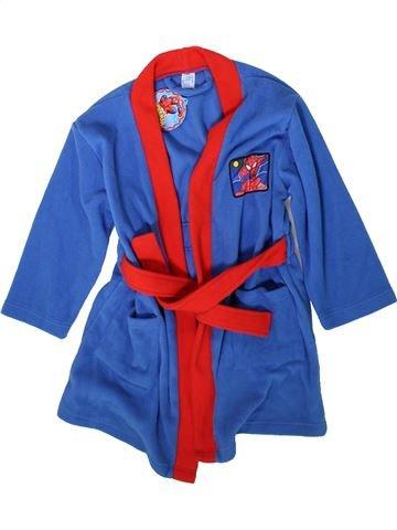 Robe de chambre garçon SUPERS HÉROS bleu 4 ans hiver #1352960_1