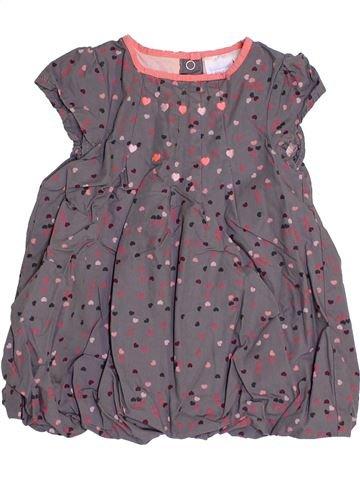 Vestido niña CADET ROUSSELLE violeta 6 meses verano #1353075_1