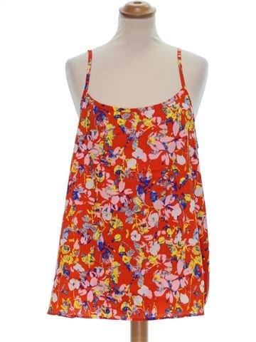 Camiseta sin mangas mujer PEACOCKS 42 (L - T2) verano #1353612_1