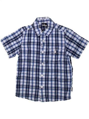 Chemise manches courtes garçon JAKO-O bleu 5 ans été #1353876_1