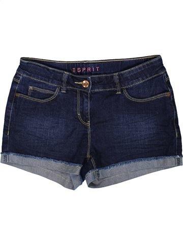 Short-Bermudas niña ESPRIT azul 14 años verano #1354151_1
