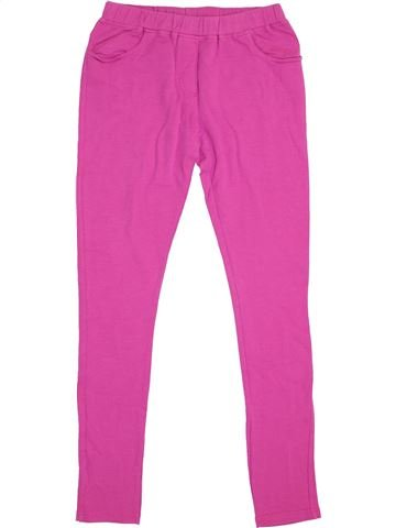 Pantalon fille IDEXE rose 13 ans été #1354529_1
