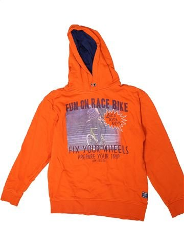 Sweat garçon TOM TAILOR orange 12 ans hiver #1354688_1