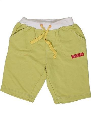Short - Bermuda garçon CHICCO vert 3 mois été #1355707_1