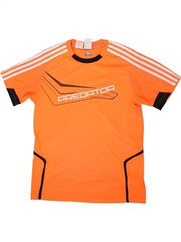 Camiseta deportivas niño ADIDAS naranja 16 años verano #1355919_1
