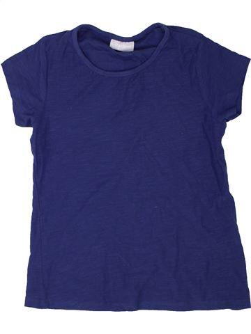 Camiseta de manga corta niña I LOVE GIRLSWEAR azul 8 años verano #1356006_1
