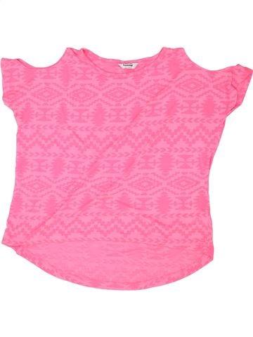 Camiseta de manga corta niña TAMMY rosa 13 años verano #1356109_1