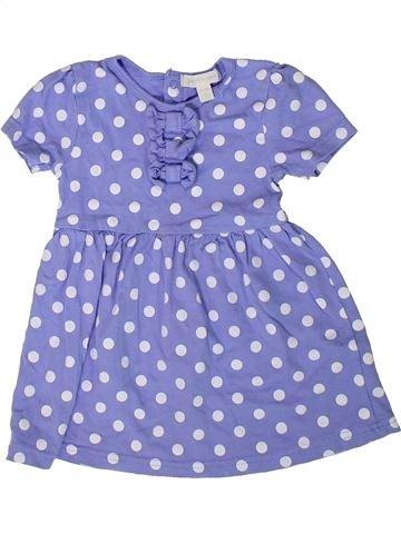 Robe fille PUMPKIN PATCH bleu 18 mois été #1356617_1