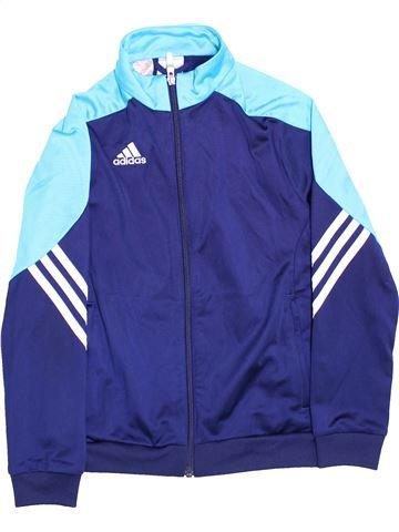 Ropa deportiva niño ADIDAS azul 10 años invierno #1357939_1