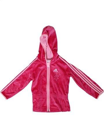 Ropa deportiva niña ADIDAS rosa 2 años invierno #1358438_1