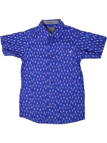 Camisa de manga corta niño DEBENHAMS azul 13 años verano #1359001_1