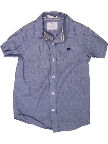 Camisa de manga corta niño JASPER CONRAN azul 7 años verano #1359057_1