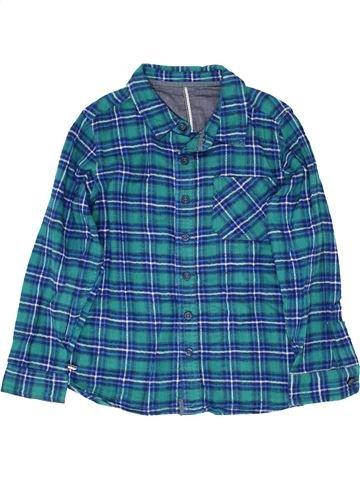 Camisa de manga larga niño MOTHERCARE azul 8 años invierno #1359760_1