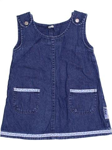 Vestido niña SANS MARQUE azul 2 años verano #1359852_1