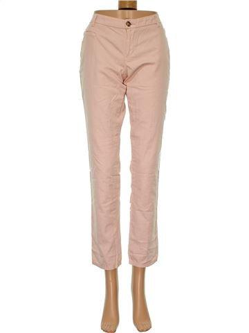 Pantalon femme MANGO 38 (M - T1) été #1360048_1