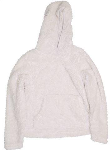 Pull unisexe CRANE blanc 10 ans hiver #1360459_1