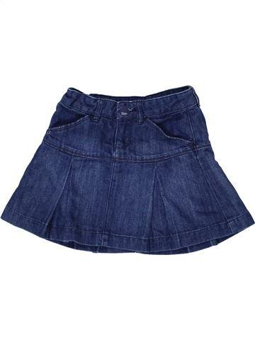 Falda niña GAP azul 9 años invierno #1361087_1