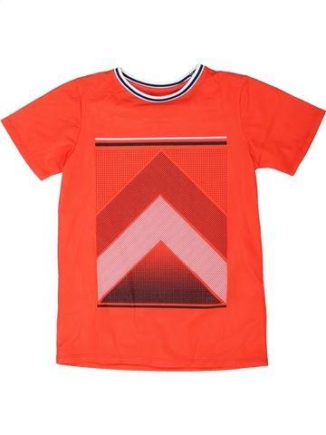 Camiseta de manga corta niño RIVER ISLAND naranja 10 años verano #1361551_1